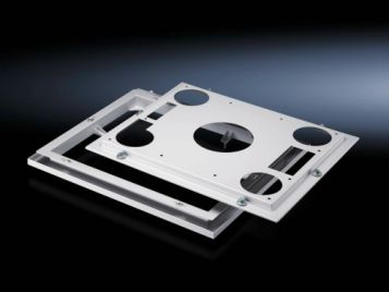 Mounting Accessories for electronics enclosures, heating & cooling systems, climate control systems.