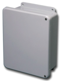 screw cover wall mount enclosure