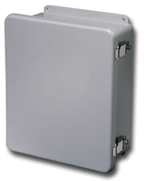 Lockable Quick Release Fiberglass Enclosure