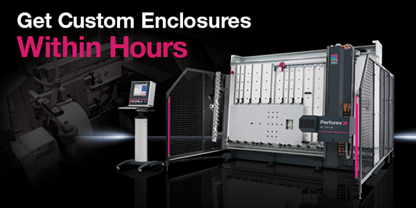 Get Modular Enclosures within Hours